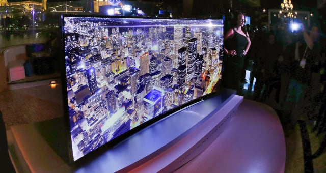 Gadget Show-Samsung-4K TV