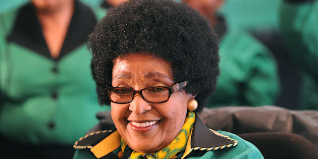 Winnie Madikizela-Mandela Hospitalized, Under Observation