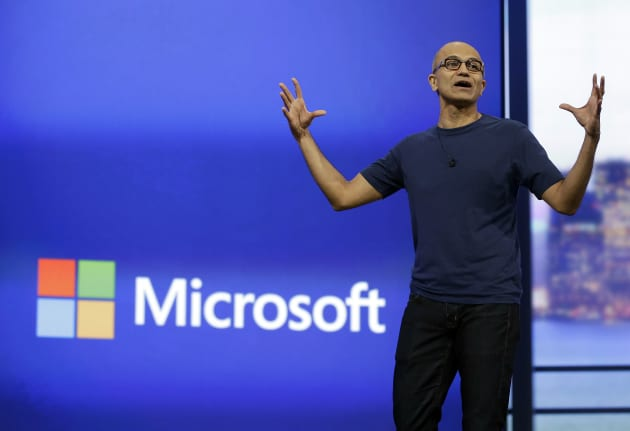 The cloud is a big money maker for Microsoft as it rethinks hardware and content