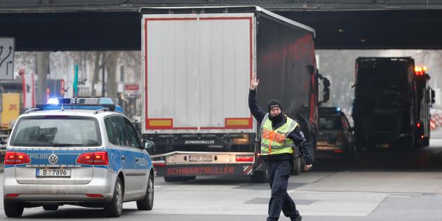 Le suspect de l'attentat de Berlin tué à Milan