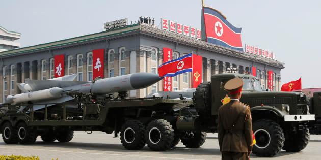 Corea del Nord: prove di forza
