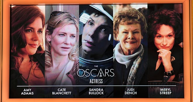 Oscar Predictions 2014 Best Actress
