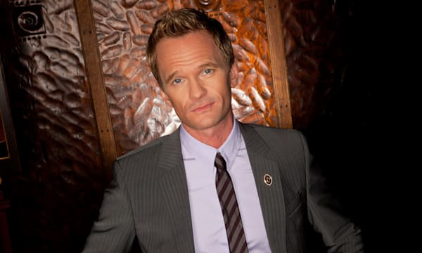 Neil Patrick Harris Portrait Session