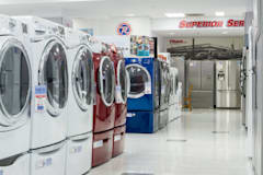 Washers and Dryers For Sale in Appliance Store
