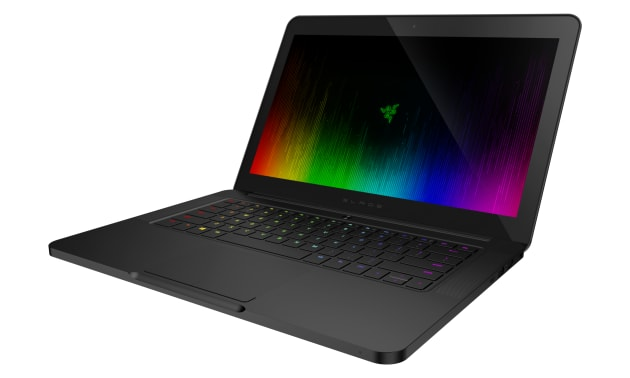 Razer reveals its latest 14-inch Blade gaming laptop at GDC
