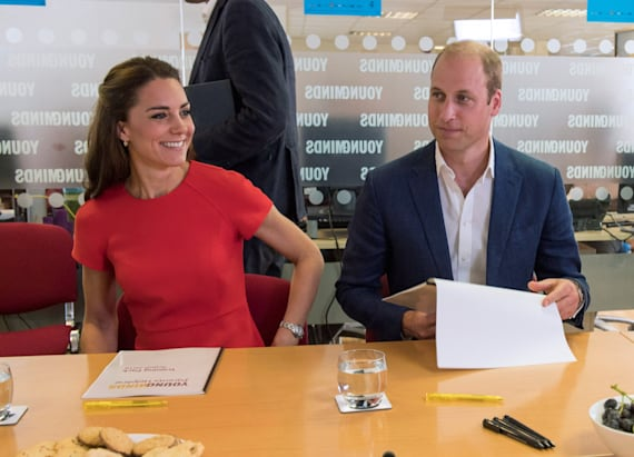 Will and Kate's emotional new cause