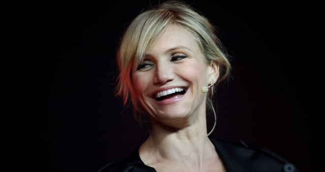Meet the Filmmakers: Gambit (Cameron Diaz seen at Meet the Filmmakers: Gambit at The Apple Store on Wednesday, Nov. 7, 2012, in
