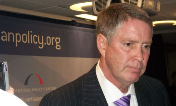 Former GOP Maj. Leader Bill Frist