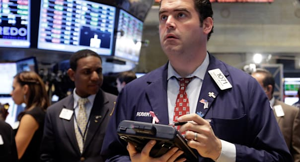 new york stock exchange traders government shutdown budget battle