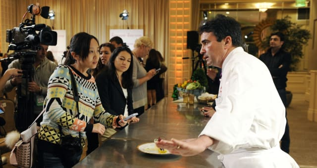 71st Annual Golden Globes Menu Preview