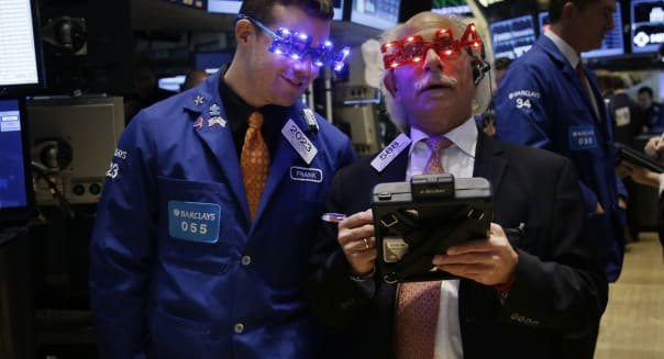 Wall Street stocks new york stock exchange
