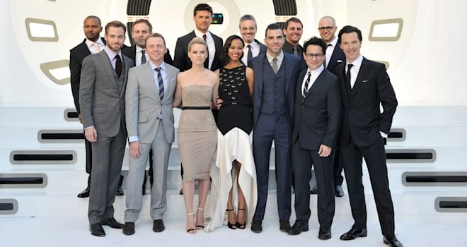 'Star Trek Into Darkness' UK Film Premiere