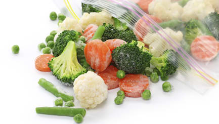 How to get the best froom healthy frozen foods