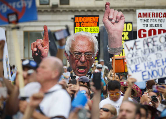 The most controversial moments from the DNC