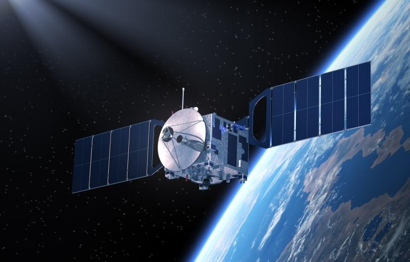 Vorsicht, tieffliegende Satelliten