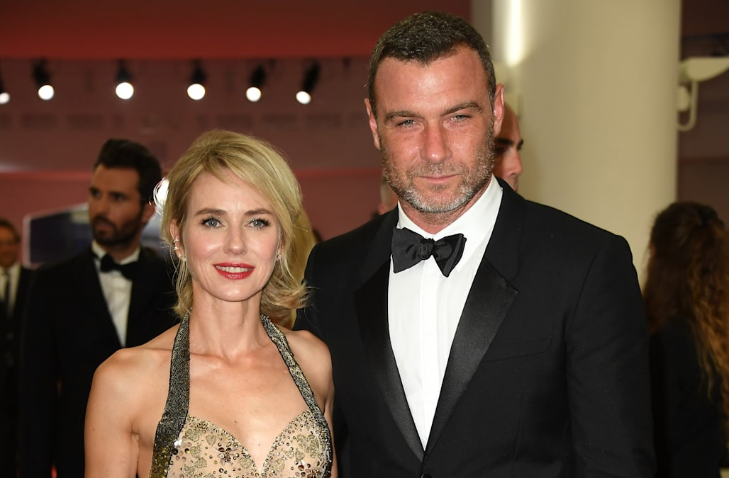 9f5d0c72dc1cc Despite his split from Naomi Watts, Liev Schreiber remains close to his ex  and is making a concentrated effort to put his children first.
