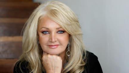 Bonnie Tyler besucht Familien kranker Kinder