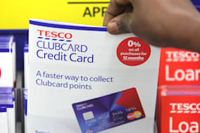 tesco credit card now offers 18 months 0 interest on purchases aol uk money. Black Bedroom Furniture Sets. Home Design Ideas