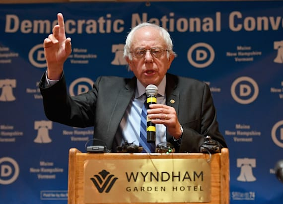 Sanders: Don't vote third-party