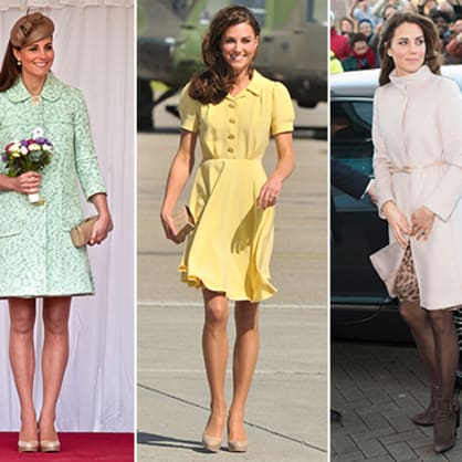Kate Middleton's style transformation: All of her best royal looks