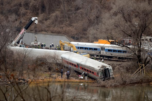 New York Train Crash