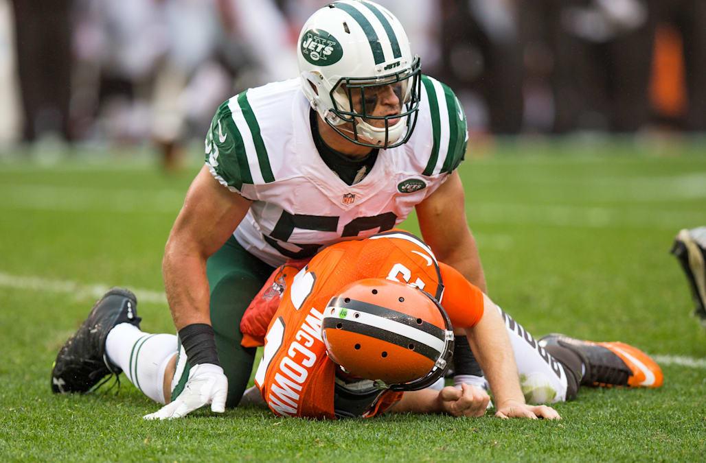 NFL: OCT 30 Jets at Browns