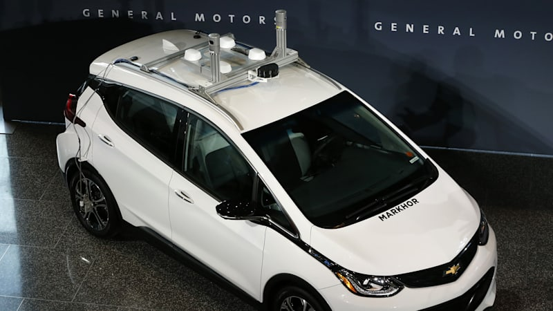 Gm To Add 1 100 Jobs In California At Self Driving Unit