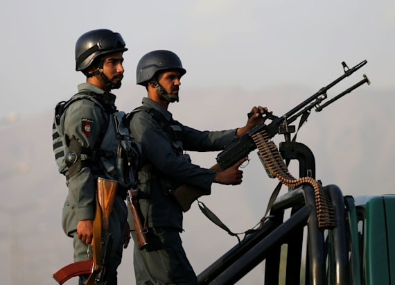 13 killed in attack at American university in Kabul
