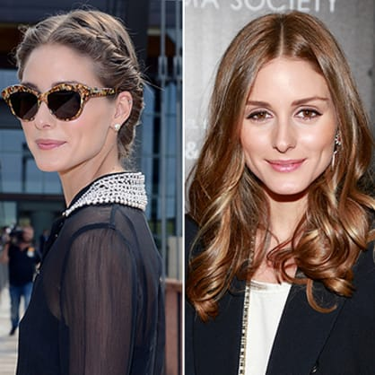 9 sophisticated hairstyles to steal from Olivia Palermo