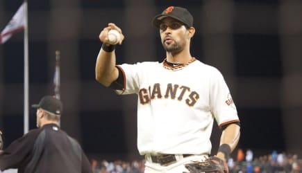 Giants vs D Backs 9-2012
