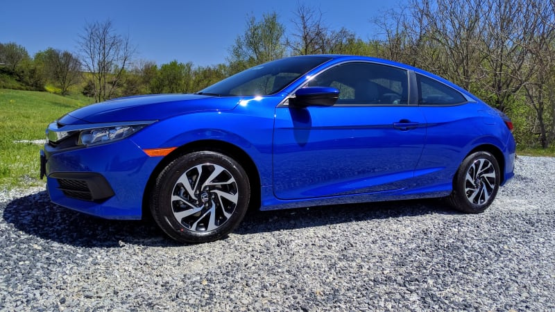 2016 Civic Coupe: The Prelude is back!