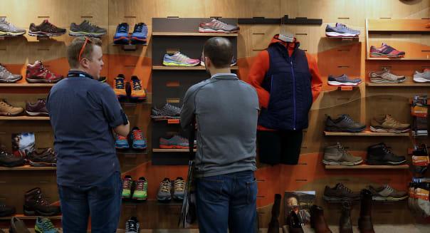 Inside The Outdoor Retailer Winter Market Show Ahead of Consumer Confidence Figures