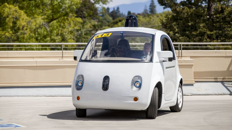 Google's self-driving car project gets more autonomy