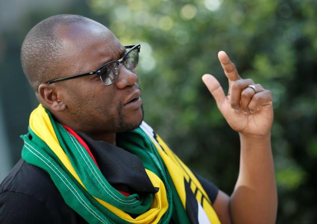 'Go hang on a banana tree'' Zimbabwean minister tells the US
