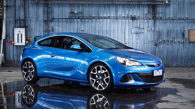 Holden brings Opel Astra VXR, GTC and Cascada to Australia