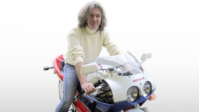 Top Gear hosts' classic bikes head for auction