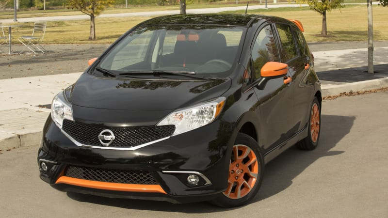 Nissan extends Juke's Color Studio to Versa Note