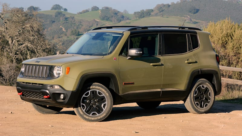 2015 Jeep Renegade Trailhawk [w/video] - Autoblog