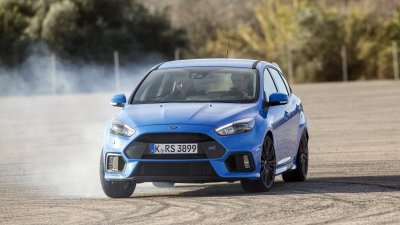 Australian safety experts freak out over Focus RS Drift Mode