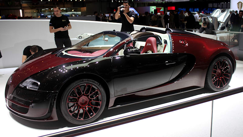 bugatti veyron vitesse la finale bids us adieu w video autoblog. Black Bedroom Furniture Sets. Home Design Ideas