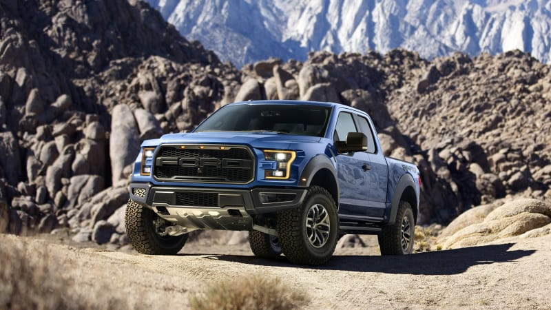 2017 Ford F-150 gets new EcoBoost engine, 10-speed automatic