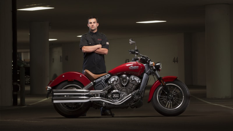 Indian to take on Harley-Davidson