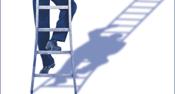 Climbing the ladder of success