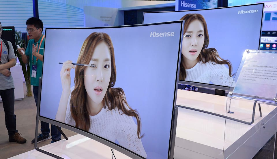 CHINA-TECHNOLOGY-CES ASIA