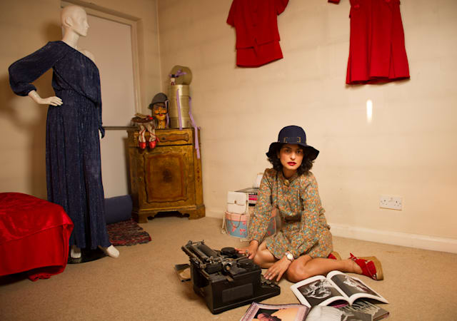 My Vintage Wardrobe: Sofia Tourlakidou, owner of 'SoLovesVintage'  gives us a sneak peak into her amazing vintage wardrobe.
