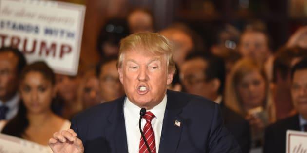 Trump insiste