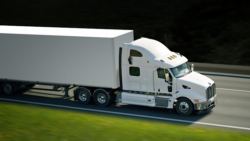 The government has an unexpected ally in 68 mph truck speed limit push