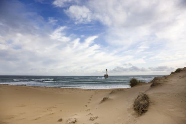 North Sea Lighthouse - Morning Light