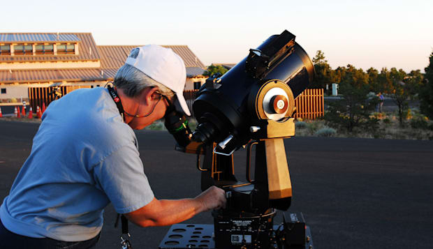 Grand Canyon National Park: 2012 Star Party 1089