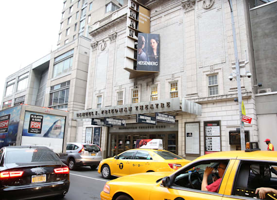 Broadway box office plunges, one show still thrives